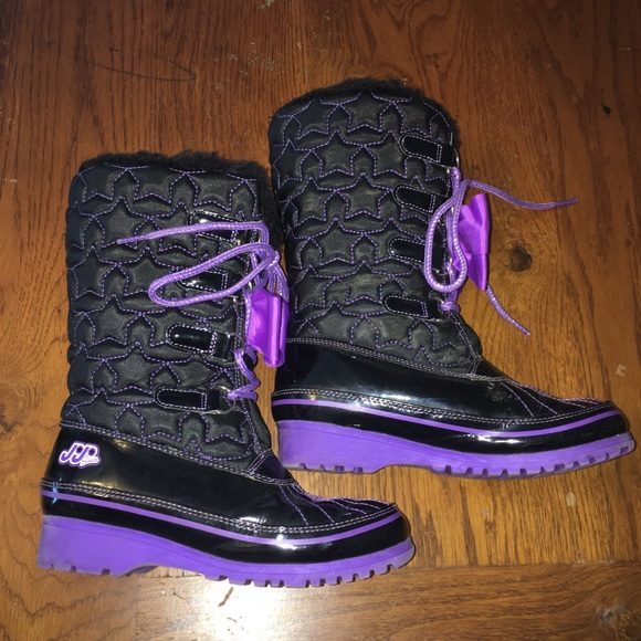 Girls Jojo Siwa Snow Boots | Poshmark